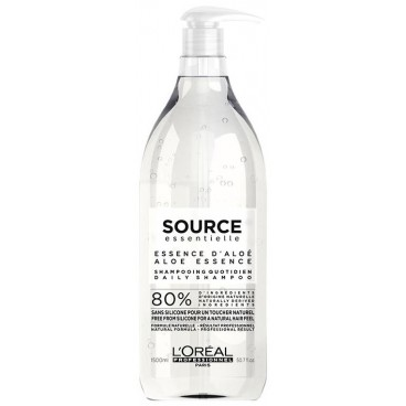 Shampooing L'Oréal Source feuilles d'acacia et essence d'aloé 1500 ML