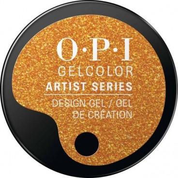 """OPI - Gel Color Artist """"Berry the Hatchet"""" 3 Grs"""
