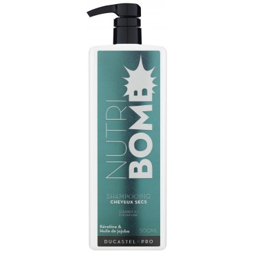 Shampooing Nutri Bomb cheveux secs 500 ML - Ducastel