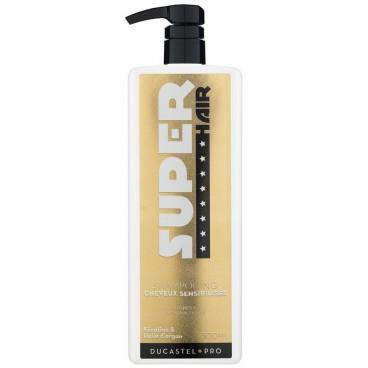 Shampooing Super Hair cheveux sensibilisés 500 ML - Ducastel