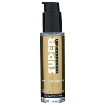 Spray Thermoactif Super Hair cheveux sensibilisés 200 ML - Ducastel