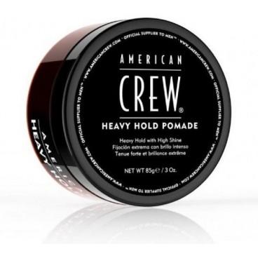 Améican Crew Heavy Hld Pomade 85 Grs