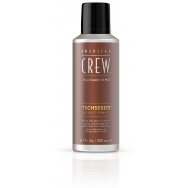 Spray Américan Crew Boost Tecseries Spécial Volume 200 ML