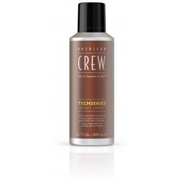 Spray Américan Crew Boost Tecseries Spécial Volume 200 ML