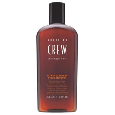 Shampooing Power Cleanser Américan Crew 450 ML