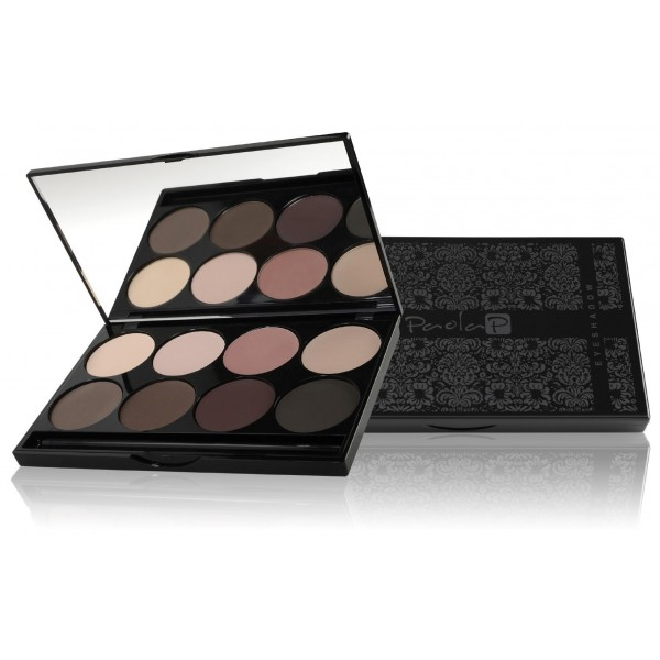 PaolaP Palette Eyeshadow AFRICA 8 colors