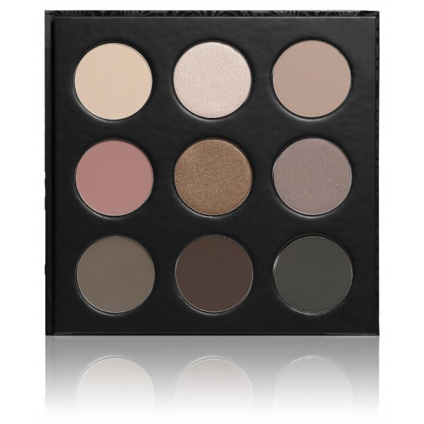PaolaP Palette Eyeshadow Nude 9 Colors
