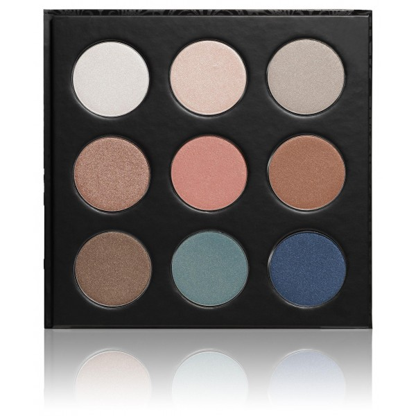 PaolaP Palette Ombretti Shimmer - 9 cialde
