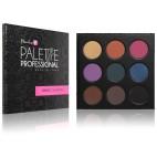 PaolaP Palette Fards à Paupières Crazy 9 Coloris
