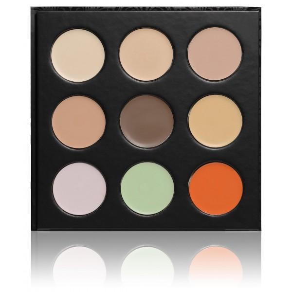 PaolaP Palette Correcteur Pro Concealer 9 Coloris