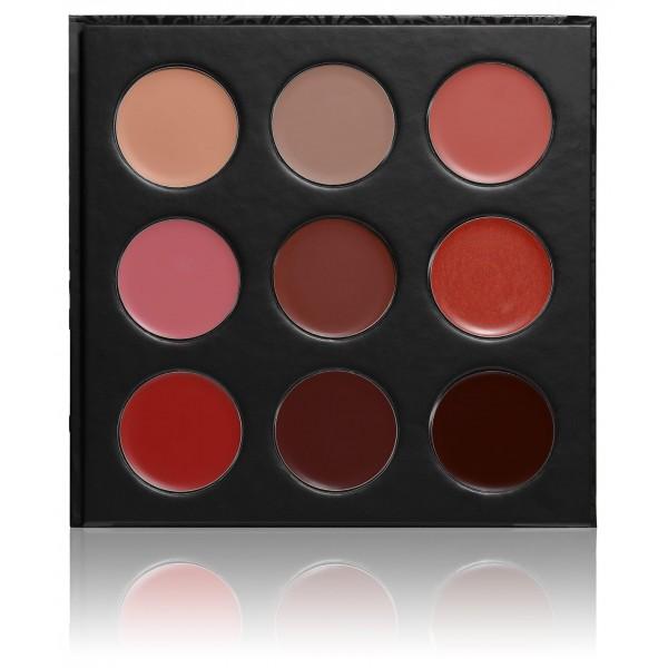 palette rouge l vres compact cr me paolap. Black Bedroom Furniture Sets. Home Design Ideas