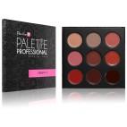 PaolaP Palette Rouge à Lèvres Compact Crème 9 Coloris