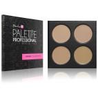 PaolaP Palette Fond de Teint Crème 4 Coloris