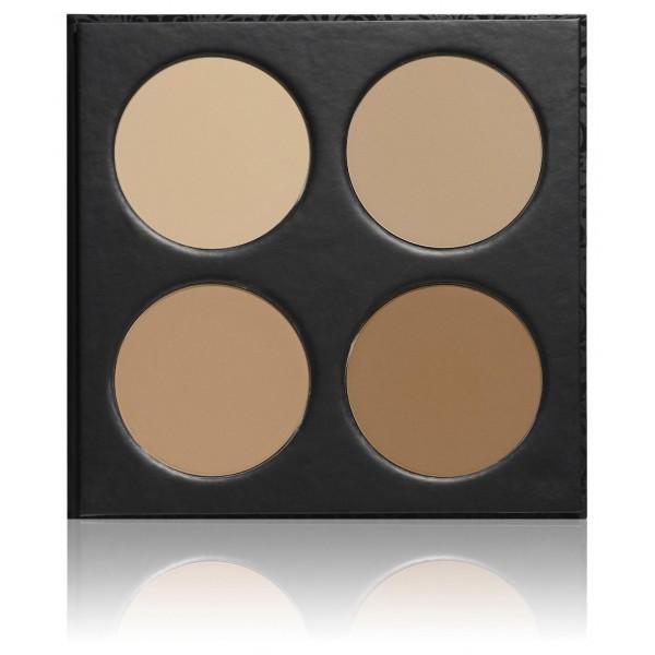PaolaP Palette Compact Foundation 4 Colors