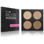 PaolaP Palette Fond de Teint Compact 4 Coloris