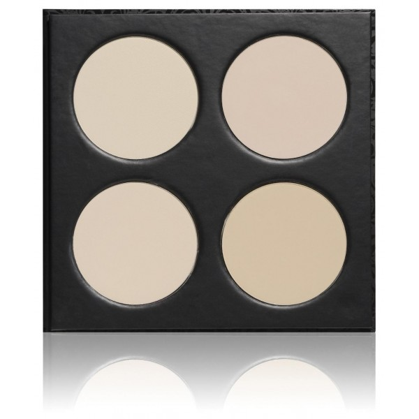 PaolaP Compact Powder Palette 4 Colors