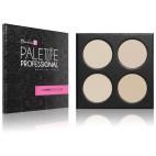 PaolaP Palette Poudre Compacte 4 Coloris