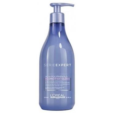 Shampooing restaurateur Blondifier Gloss 500ML - L'Oréal Professionnel