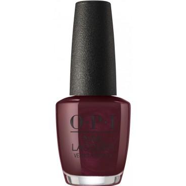 Vernis à Ongles OPI Casse-Noisette - Black To Realit - 15 ml