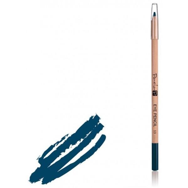 PaolaP Lápiz contorno de ojos Azul N.13