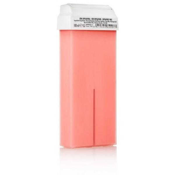 Cera in ricarica monouso titanio rosa Xanitalia 100 ml