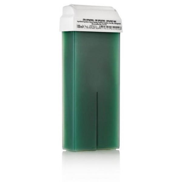 Cartouche Cire Jetable Verte Chlorophylle Xanitalia 100 ML