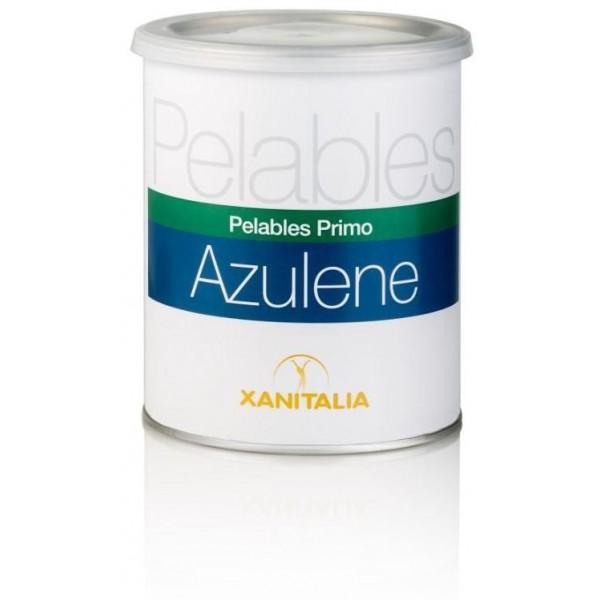 Cera Pelable Pot azuleno Xanitalia 800 ml