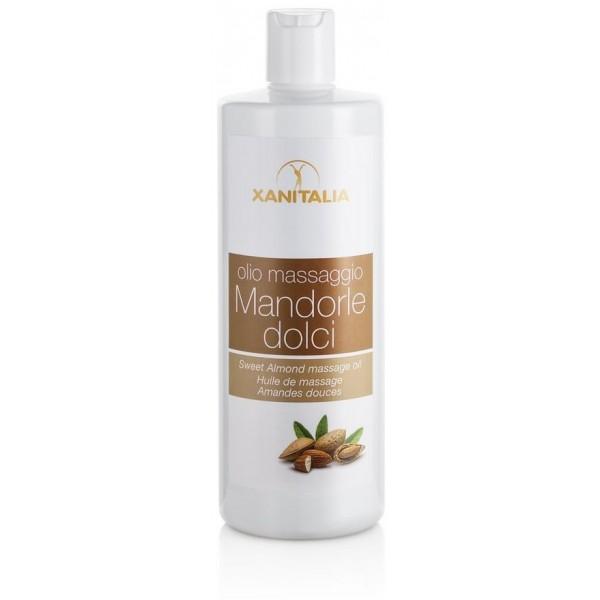 Massage oil Xanitalia sweet almonds 500 ML