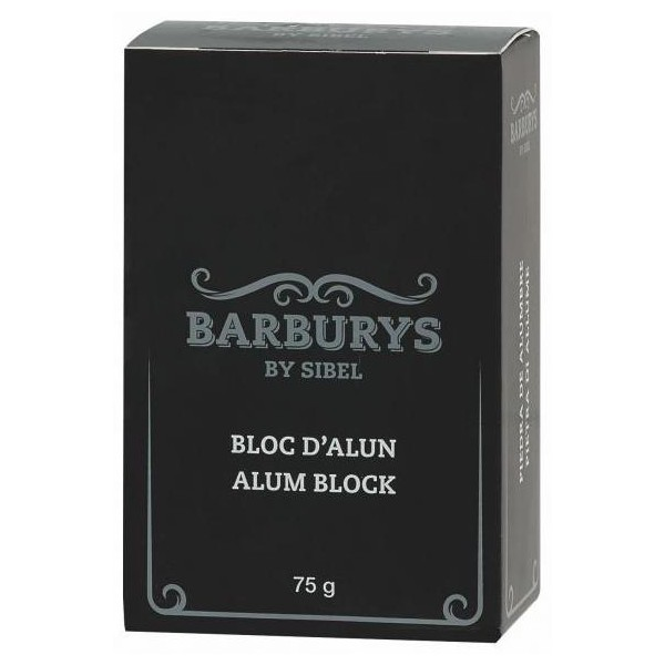 Block-Alaun 75g Baburys