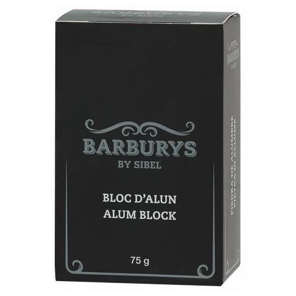 Block of alum Baburys 75g