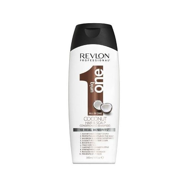 Coconut Shampoo Revlon Uniq One ​​300 ML