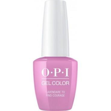 OPI Vernis Gel Color Nutcracker - Lavendare to Find Courage 15 ml