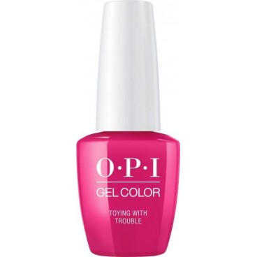 OPI Vernis Gel Color Nutcracker - Toying With Trouble 15 ml