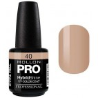 Vernis Semi-Permanent Hybrid Shine Mollon Pro (Par Couleur)