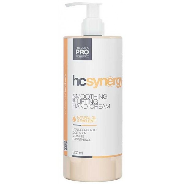 Smoothing and Lifting Cream Mollon Pro 500 ML