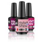 Mini Smalto semi-permanente Hybrid Shine Mollon Pro (Per colore)