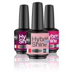 Mini Varnish Semi-Permanent Hybrid Shine Mollon Pro 8ml (By Color)