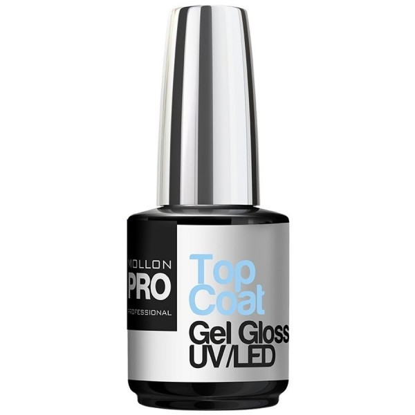 Top Coat Gloss UV / LED Mollon Pro 12 ml