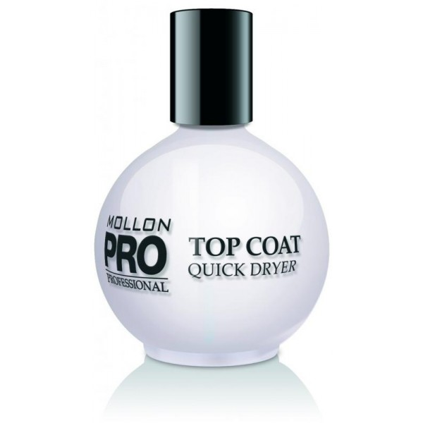 Top Coat rapida Dryer Mollon Pro 70 ML
