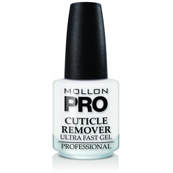 Cuticle Remover Ultra Fast Gel Mollon Pro 15 ML