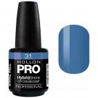 Vernis Semi-Permanent Hybrid Shine Mollon Pro 15ml (Par Couleur)
