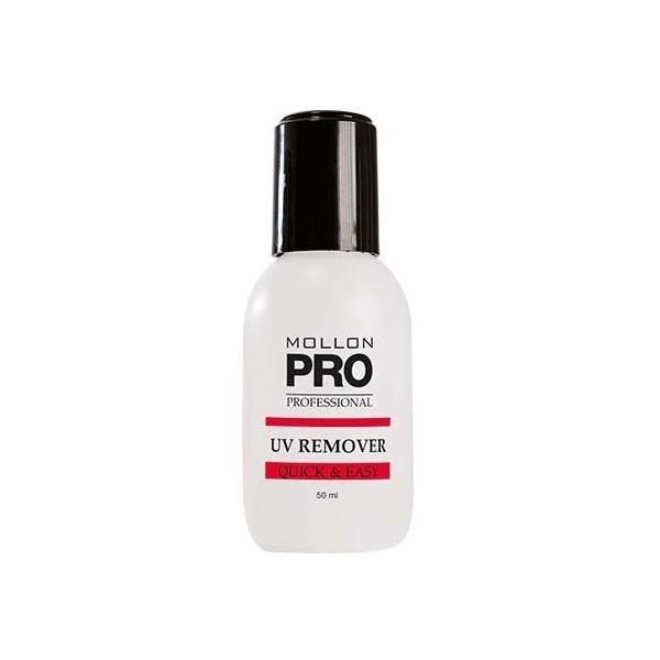 Dissolvant UV Remover Quick & Easy Mollon Pro 50ml