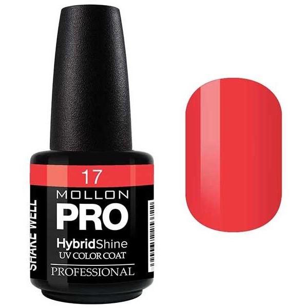 Vernis Semi-Permanent Hybrid Shine Mollon Pro Tropical - 17