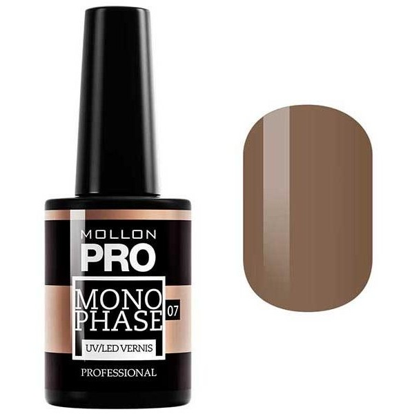 Vernis Semi-Permanent Monophase Mollon Pro 10ml Carolyn - 07