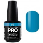 Lack Semi-Permanent Glanz Mollon Pro Hybrid 15ml Eliane - 96