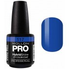 Semi-Permanent Varnish Hybrid Shine Mollon Pro 15ml Yuuana - 117