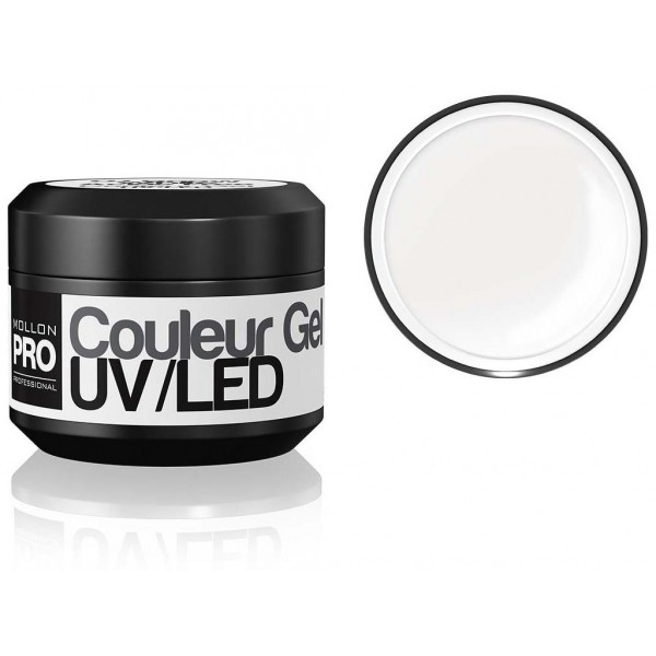 gel del color de UV Mollon Pro Blancanieves - 01