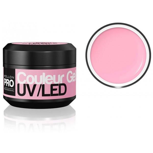 Gel UV de couleur Mollon Pro Misty Rose - 02