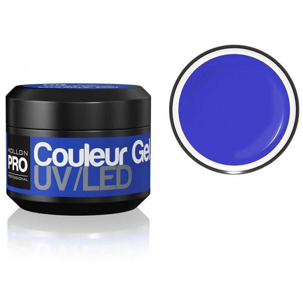 Farbe UV-Gel Mollon Pro Juicy Blue - 08