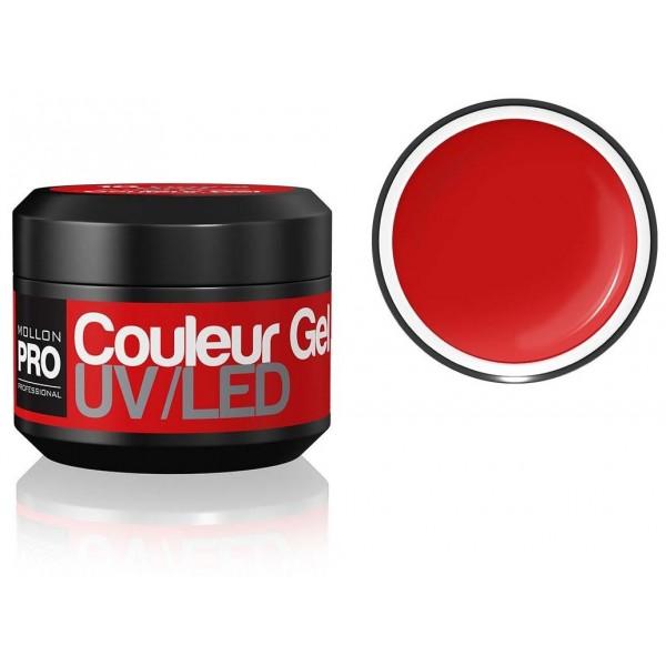 gel del color de UV Mollon Pro Royal Red - 10